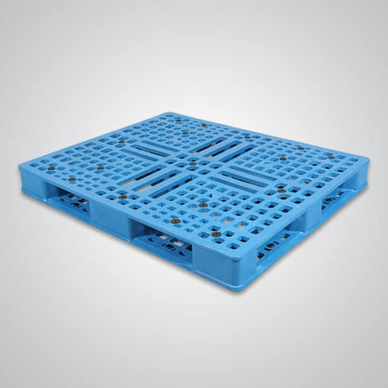 blue value 48x40 plastic pallet