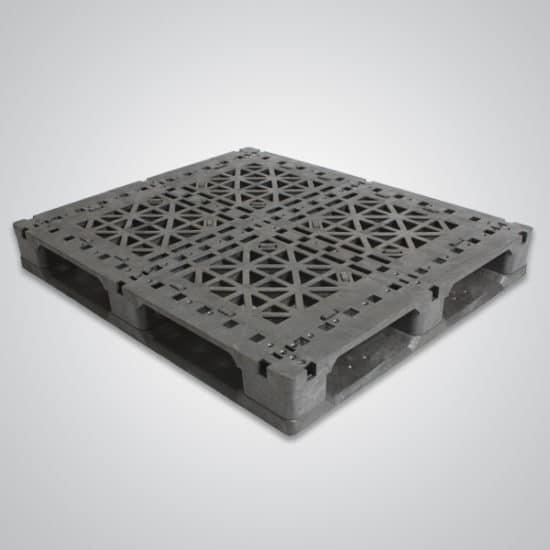hd racker 48x40 plastic pallet