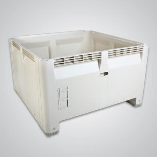 macro 26 solid plastic bin