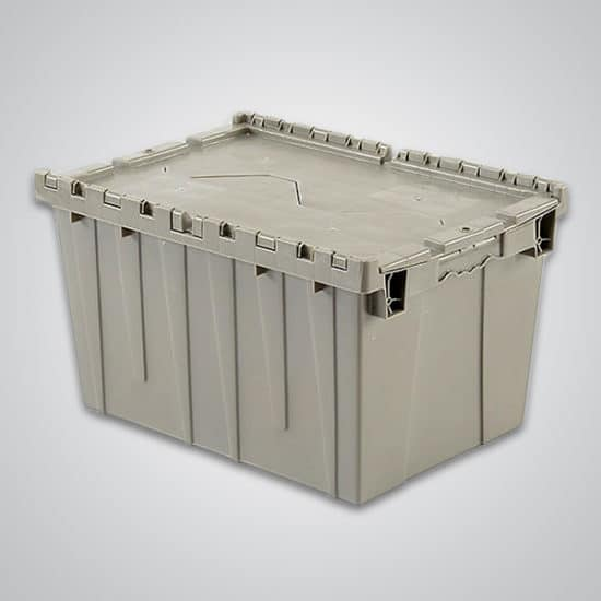 Attached Lid Container 22x15x12.8