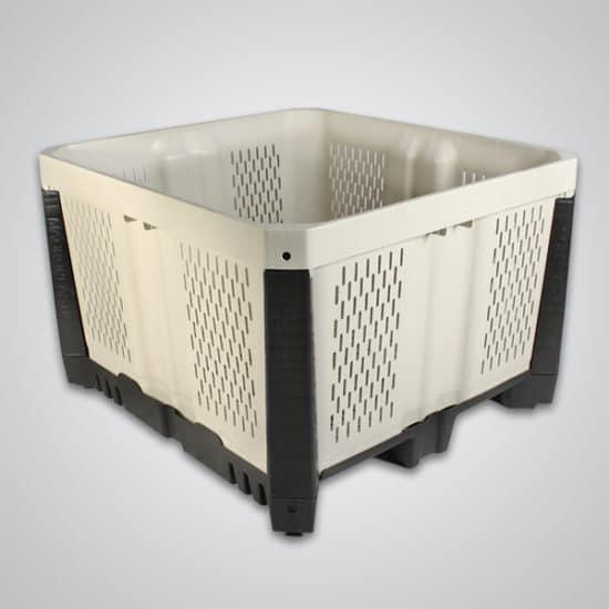 macro hybrid-44 shipper bin