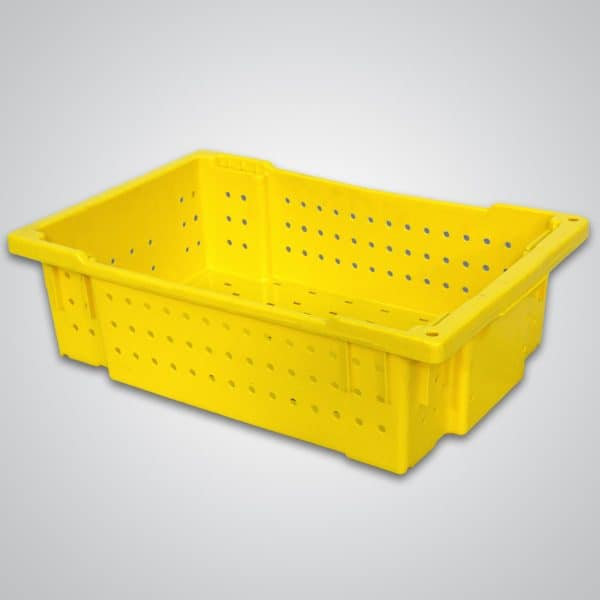 OmniCrate-Full Vented Plastic Agricultural Crate